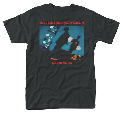 The Jesus And Mary Chain 'Darklands' T-Shirt - NEW & OFFICIAL!