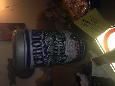 Icehouse beer sign inflatable can