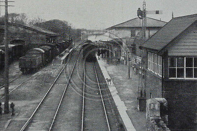Tipperary Station 1914 Photo 6x4