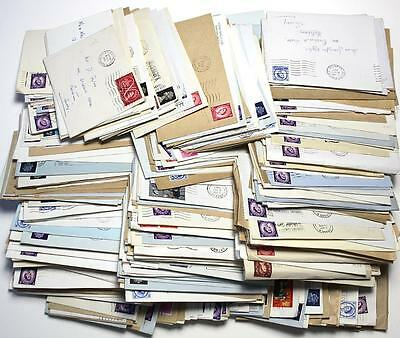 GB App 500 x QEII Mostly 1960's Covers. Wildings, Machins, Commemoratives etc