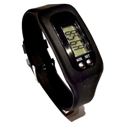 Run Step Walking Distance Calorie Counter 2017 Model  Watch Pedometer UK SELLER