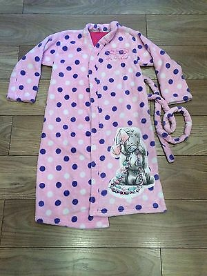 Girls Pink Age 11-12 Years Me To You Dressing Gown