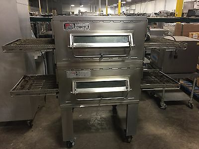 Middleby Marshall PS536 Double Stack Electric Conveyor Pizza Oven WORKS GREAT!