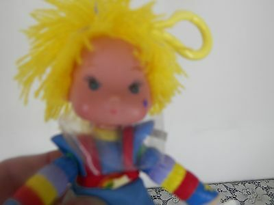 New, Hallmark Rainbow Brite Clip on 5 1/4 Tall Decor