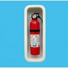SSI PRODUCTS Fire Extinguisher Box