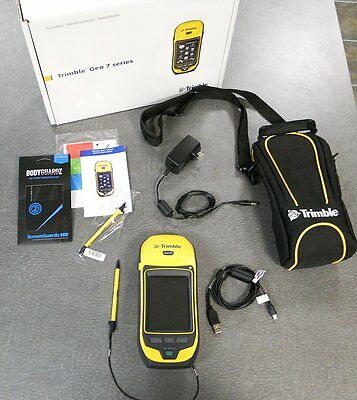 Trimble GeoExplorer 7X with H-Star & Floodlight and TerraSync Professional