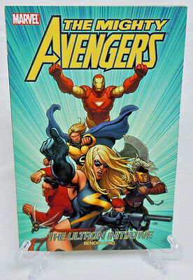 Mighty Avengers Ultron Initiative Marvel Comics TPB Brand New Trade Paperback