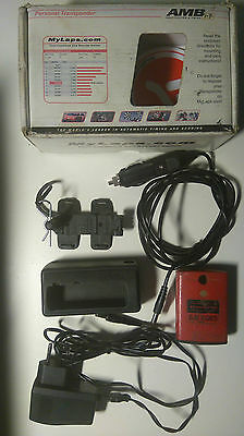 AMB TranX 260 Car rechargeable power transponder (no subscription needed)