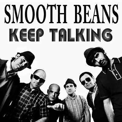SMOOTH BEANS - Keep Talking  LP Skinhead Reggae