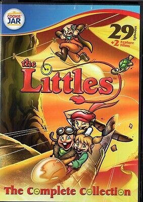 The Littles: The Complete Series (DVD, 2011, 3-Disc Set)  Brand New