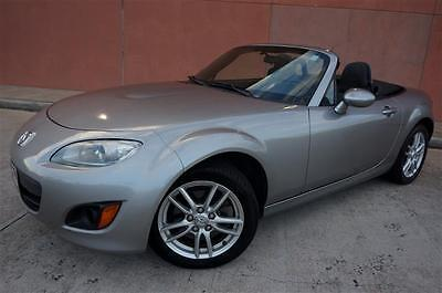 2009 Mazda MX-5 Miata SV Convertible 2-Door 2009 MAZDA MIATA MX-5 TOURING CONVERTIBLE AUTOMATIC LOW MILE PRICED TO SELL L@@K