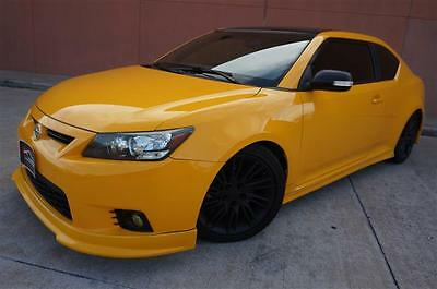 2012 Scion tC  RARE 2012 SCION TC RS 7.0 CUSTOM LOWERED TRD RACING ONLY 29K MILE PANORAMA S. ED