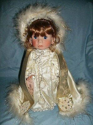 1994 Christmas Angel By Lee Middleton Double Signed