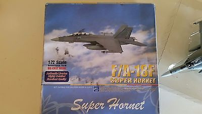 RAAF Aviation 72 F18F Super Hornet AV72-018-002 Very Rare Now Limited Numbers