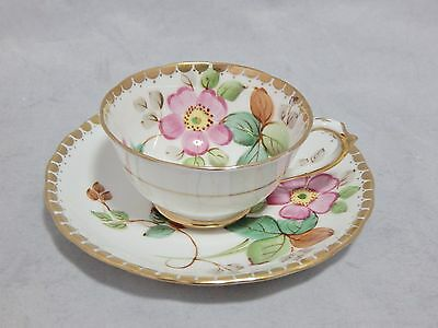Tuscan England Demitasse Cup and Saucer Set