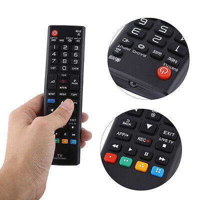 Replacement TV Remote Control AKB73715601 Controller for LG 55LA690V 55LA691V