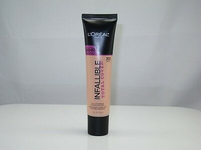 Loreal Infallible Total Cover Foundation L'ORÉAL CHOOSE Shade