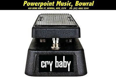 Dunlop CB95 Original CryBaby Wah Pedal BRAND NEW + Warranty Free Shipping!