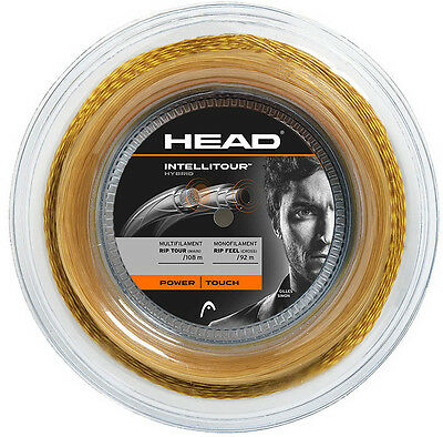 Head IntelliTour - natur - 200 Meter Rolle