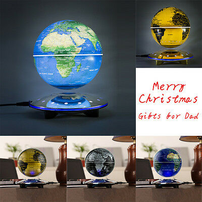 Unusual Valentines Day Gifts for Him Magnetic Levitating Globe Romantic Presents