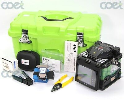 Orientek Brand Fiber Splicing Machine Price T37 Fusion Splicer w/ Fiber Cleaver