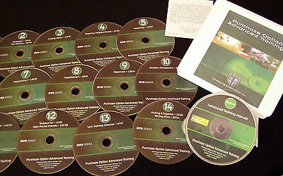 Russ Whitney's Advanced Lease/purchase Option Training Dvd Series + Cdrom Manual