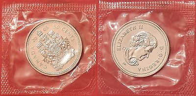 Proof Like 2003WP Canada 50 Cents Sealed in Cello