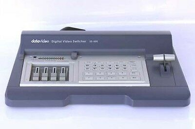 Datavideo SE500 Video Mixer/Switcher, quad split multi-view preview output