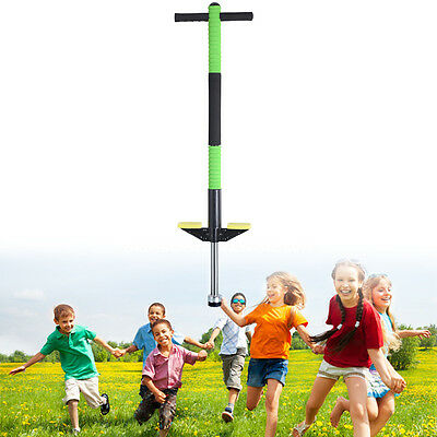 Master POGO STICK PogoStick Super Spring Powered Bounce Outdoor Kids Toy Gift