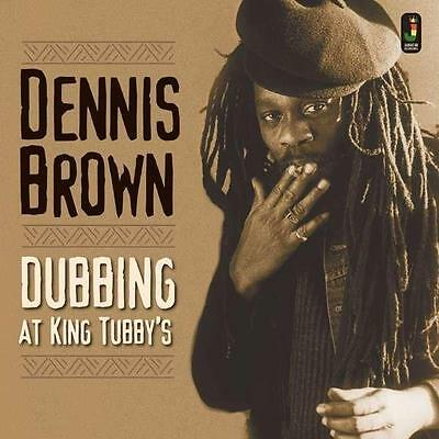 DENNIS BROWN * Dubbing At King Tubby's  LP Neu