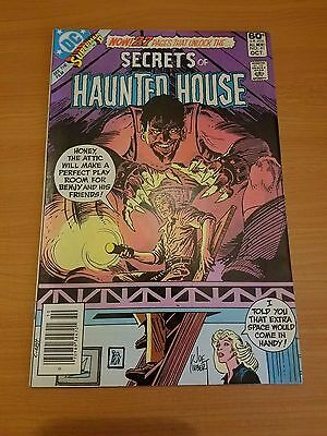 Secrets of Haunted House #41 ~ NEAR MINT NM ~ (1981, DC Comics)