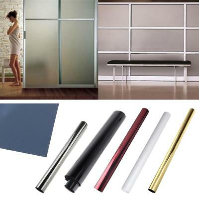 Window Film Roll Privacy Glass Door Tint Screen Static Self Adhesive Reflective