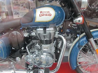 ROYAL ENFIELD CLASSIC 500 ABS Euro 4 Model.