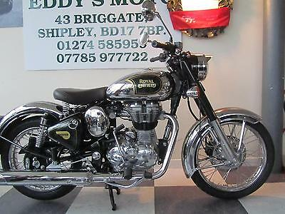 ROYAL ENFIELD CLASSIC CHROME 500 ABS Euro 4 model