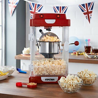 Global Gizmos 54500 Fun Giant Jumbo Cinema Style Party Popcorn Maker Machine, 4.