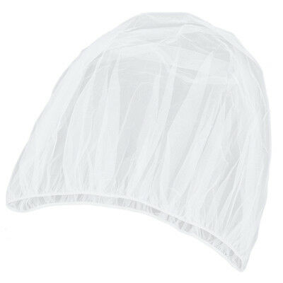 Infant Baby Pram Mosquito Net Buggy Pushchair Stroller Fly Midge Cover White SE