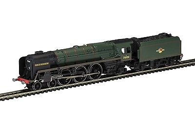 Hornby R3168 BR 71000 'Duke of Gloucester' 4-6-2 Steam Locomotive DCC READY