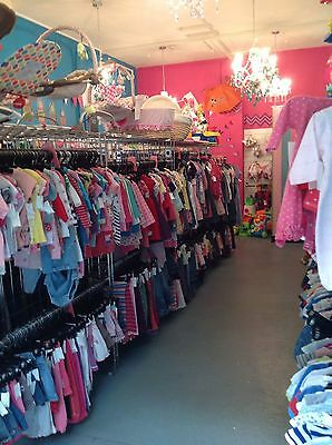 500 Pieces Huge Wholesale Job Lot Of Kids Clothes 0-15 Years Old