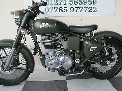 Royal Enfield Classic.free Uk Mainland Delivery.to Your Door.
