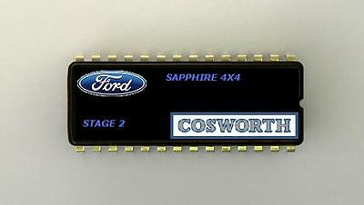 CHIP SIERRA COSWORTH SAPPHIRE  4x4  STAGE 2 MOUNTUNE / PUCE SIERRA COSWORTH 4X4