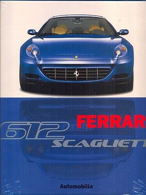 Ferrari 612 Scaglietti - great out-of-print book