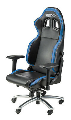 2017 Sparco R100S Racing Office Chair - size universal