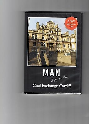 MAN  Live at The Coal Exchange,Cardiff  DVD
