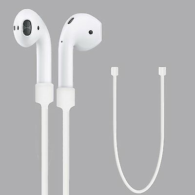 Earphone for Apple iPhone 7 7 PLUS AirPod Headphone Handsfree Silicone Anti Lost
