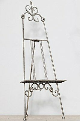 Antique Silver Metal Table Easel 56cm High-Wedding Table Plans, Photo Display