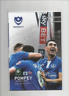 Portsmouth v Plymouth Argyle (Play-Off Semi-Final) 2015-2016