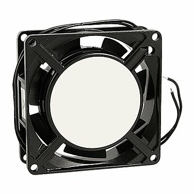 Heat Elimination 80 x 80 x 25mm AC 220-240V Axial Cooler Fan SE