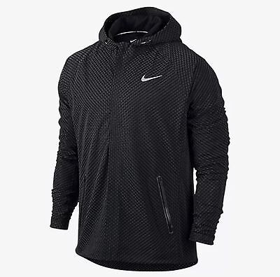 Nike Shield Storm Fit Flash Max Mens Running Reflective Jacket RRP £455
