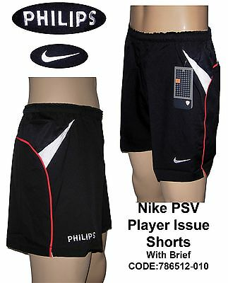 PSV Eindhoven Shorts Player Issue Code;786512-010 Size Medium (2001/02 season