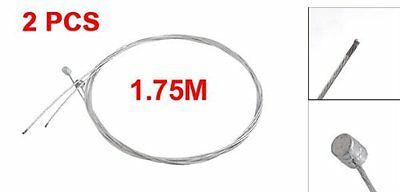 Front Rear Brake Cable Wire 2 pcs For Bicycle Bike SE